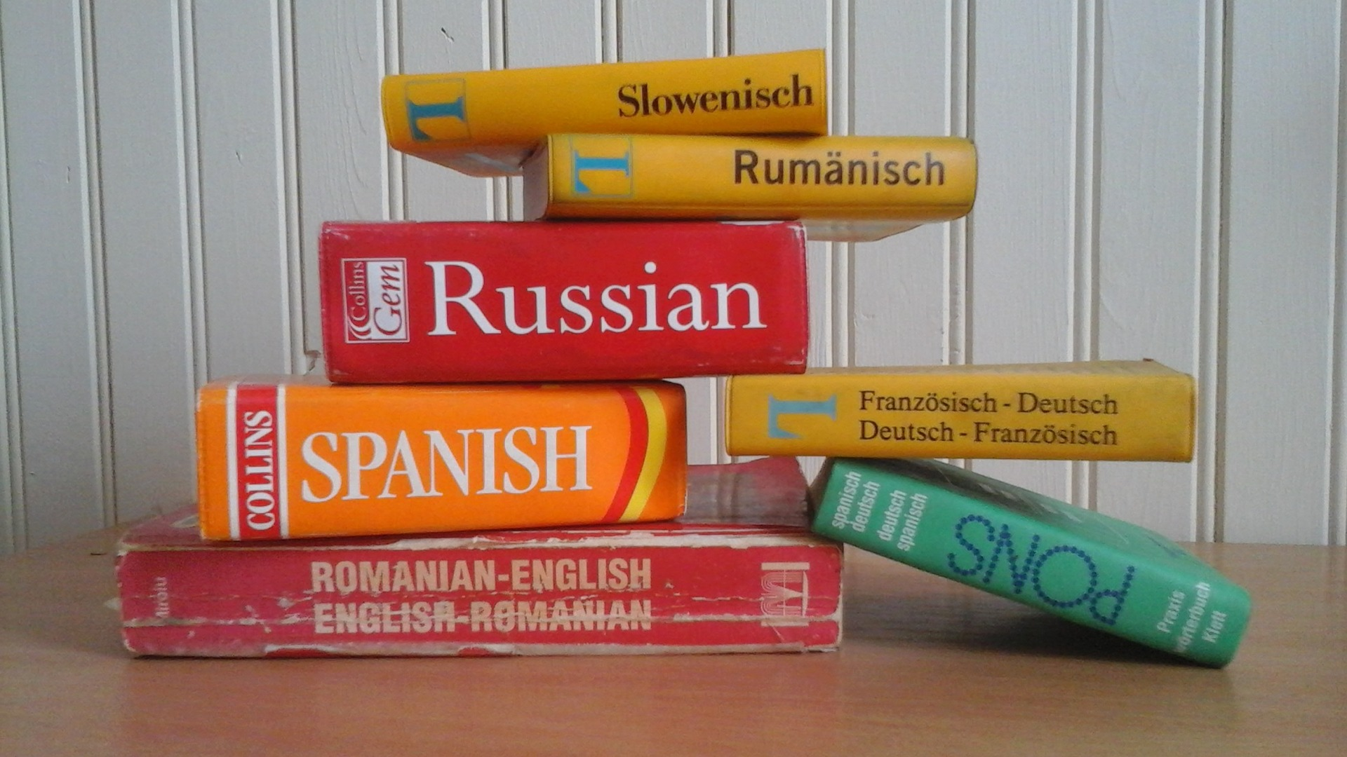 Translation services are in high demand